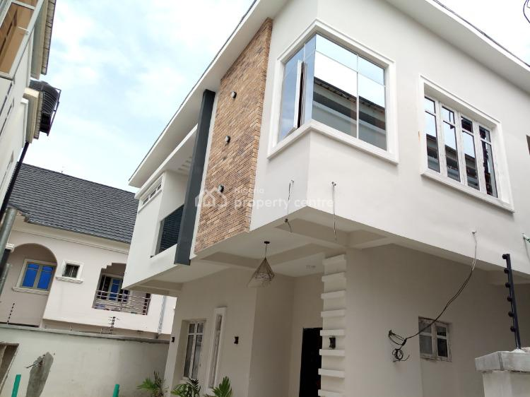 Exquisitely Finished, Fully-detached, 5 Bedrooms Duplex with a Bq, Opposite Agungi, Ologolo, Lekki, Lagos, Detached Duplex for Sale