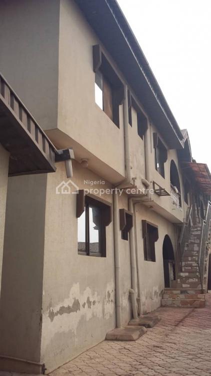 Block of Four 3 Bedroom Flats, Ikorodu, Lagos, Block of Flats for Sale