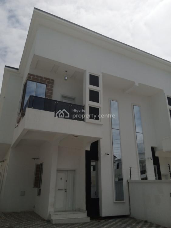 Nelwy Built 4 Bedrooms Semi Detached Duplex, Osapa London, Lekki, Lagos, Semi-detached Duplex for Sale