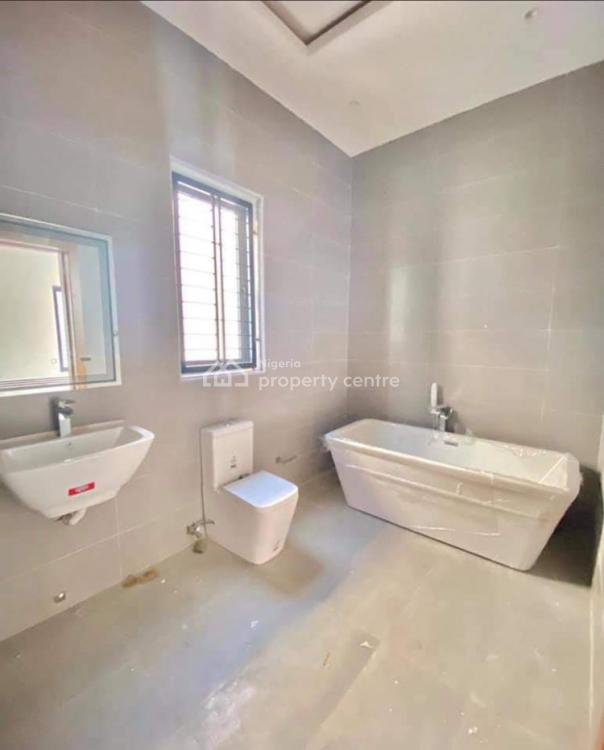 Brand New 4 Bedroom Detached Duplex with Bq in an Estate, Ikota, Lekki, Lagos, Detached Duplex for Sale