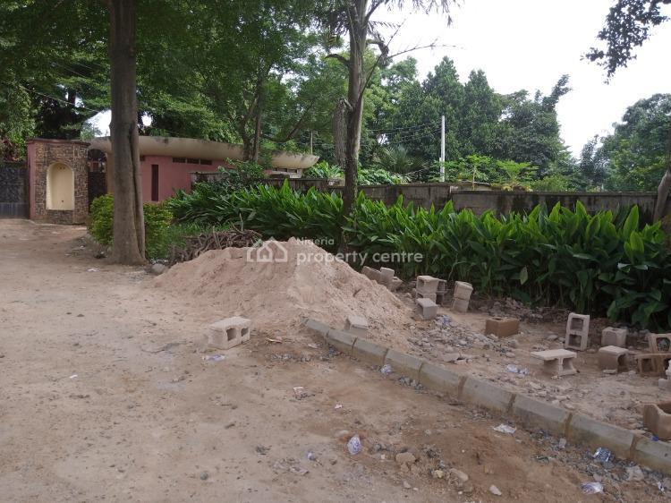 Plot for Luxurious House., Gra, Enugu, Enugu, Mixed-use Land for Sale