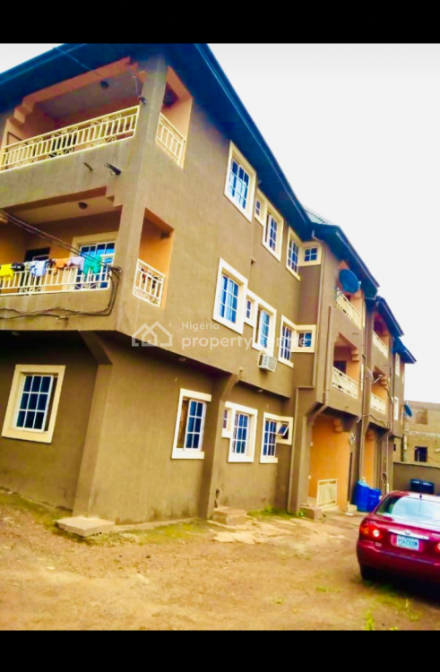 Hot Block of Flats, Monaque Avenue, Independence Layout, Enugu, Enugu, Block of Flats for Sale