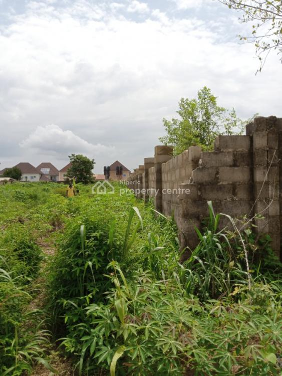 Available Plot for Luxurious House, Behind Adorable British College, Enugu, Enugu, Residential Land for Sale