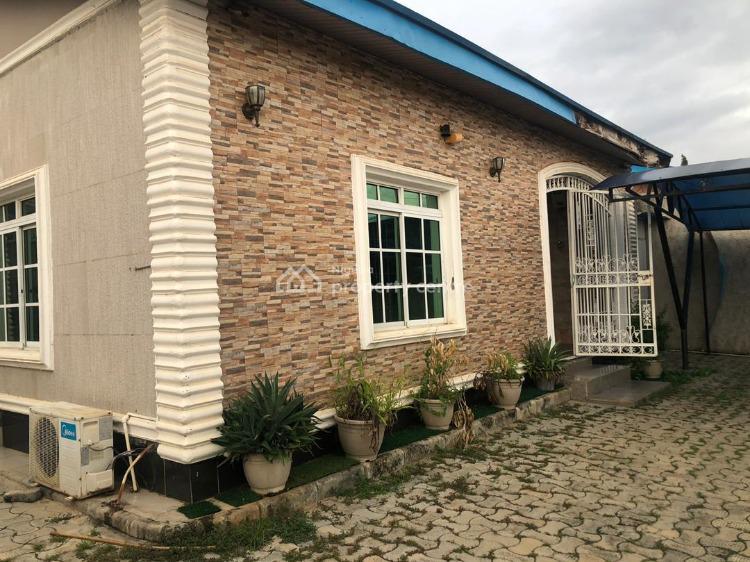 Spacious 3 Bedrooms Semi Detached Bungalow, Adikha Estate, Gwarinpa, Abuja, Semi-detached Bungalow for Sale