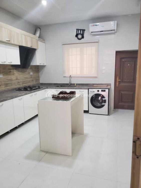 Exquisitely Finished 4 Bedrooms Semi-detached Duplex with a Room Bq, Osapa, Lekki, Lagos, Semi-detached Duplex for Sale