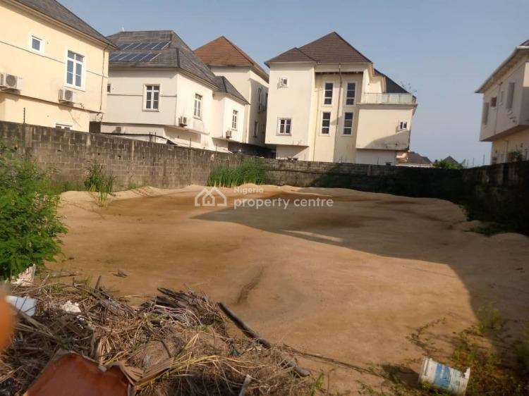 a Plot of Bare Land, Bakare Estate, Agungi, Lekki, Lagos, Residential Land for Sale