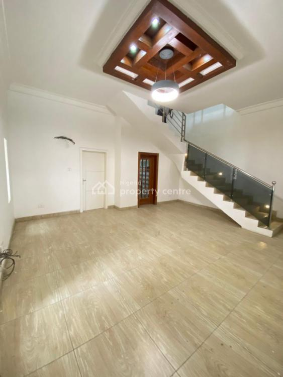Newly Built 4 Bedrooms Terrace Available, Chevron, Lekki, Lagos, Terraced Duplex for Sale