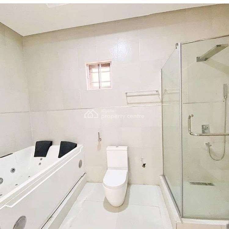 Contemporary 5 Bedrooms Detached Duplex with Bq., Lekki County Estate Megamound., Ikota, Lekki, Lagos, Detached Duplex for Sale