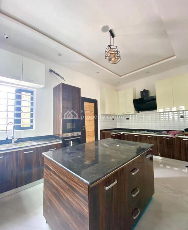 Luxury 5 Bedrooms Fully Detached Duplex with Swimming Pool, Lekki, Lagos, House for Sale