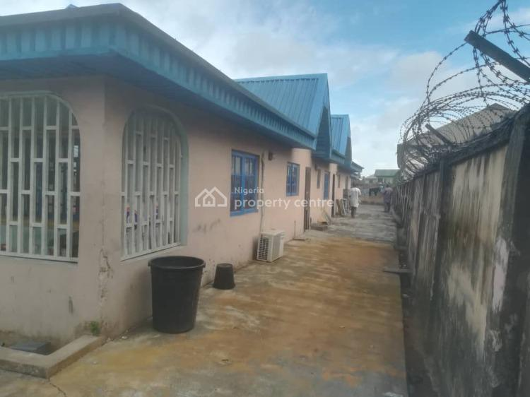 5 Bedrooms Fully Detached Bungalow with Mini Flat Bq, Ori-oke, Ogudu, Lagos, Detached Bungalow for Sale