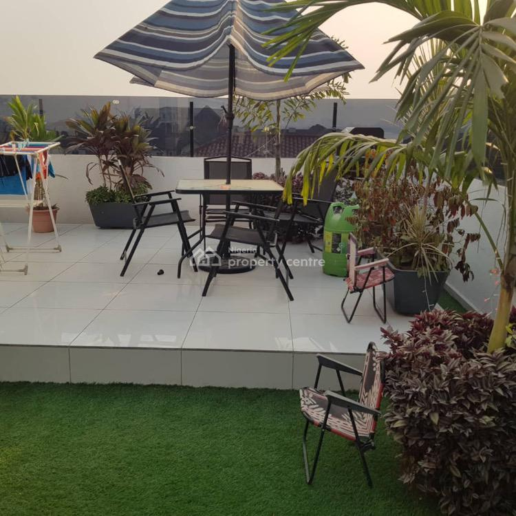 Water View Semi Detached 4 Bedroom House, Banana Island, Ikoyi, Lagos, Semi-detached Duplex for Sale