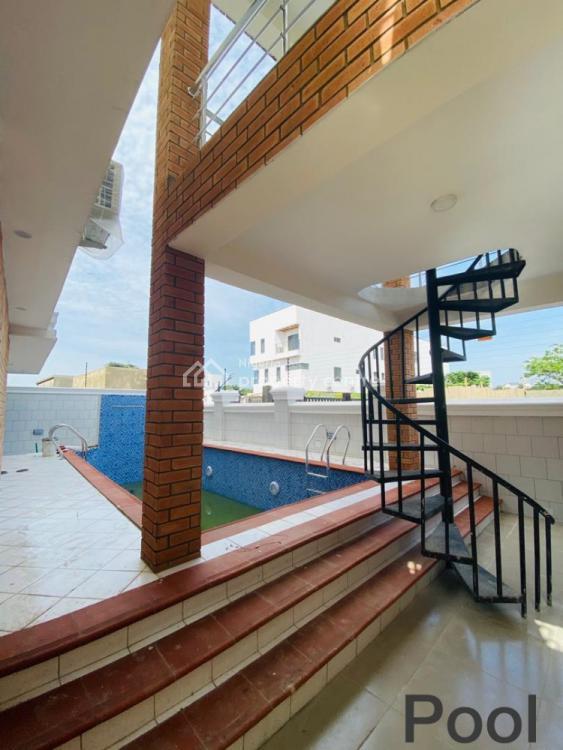 Luxury 6 Bedroom Semi Detached Duplex with Elevator and Pool, Banana Island Road, Ikoyi, Lagos, House for Sale