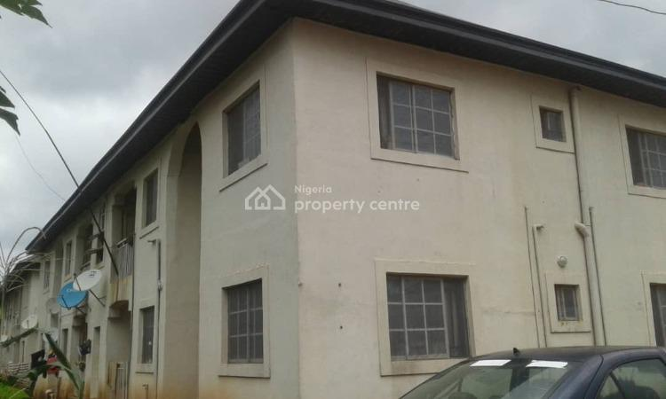 Sharp 4 Flats of 3 Bedrooms, Refiners Estate, New Haven Extension, Behind Adorable British College, Enugu, Enugu, Block of Flats for Sale