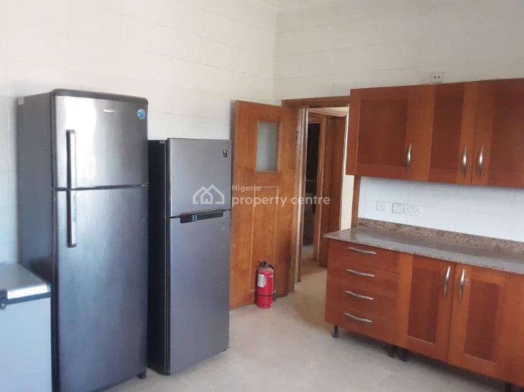 Waterfront 4 Bedrooms Semi-detached with 2 Rooms Bq Lawn Tennis, Pool, Banana Island, Ikoyi, Lagos, Semi-detached Duplex for Sale