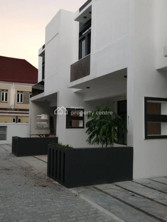 4 Bedroom Terrace Dulex., Ado, Ajah, Lagos, Terraced Duplex for Sale