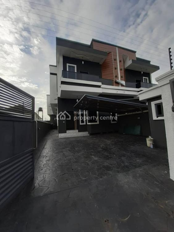 Well Finished 4 Bedrooms Semi Detached Duplex with Bq, Ikota, Lekki, Lagos, Semi-detached Duplex for Sale