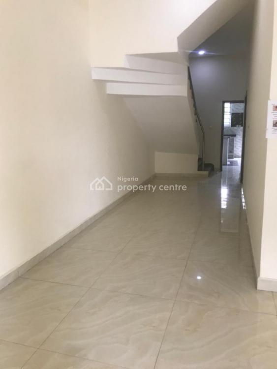 Newly Built 4 Bedroom Semi Detached Duplex and a Room Bq, Orchid Hotel Road, Lafiaji, Lekki, Lagos, Semi-detached Duplex for Rent