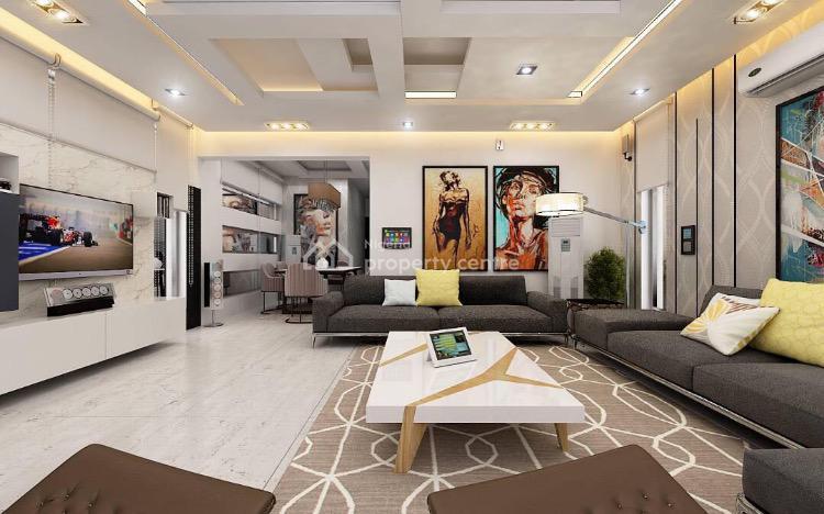 Luxury 5 Bedrooms House with Room Bq, Banana Island Road, Ikoyi, Lagos, Detached Duplex for Sale