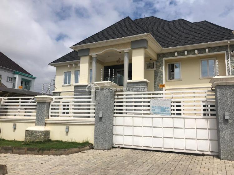 Magnificently Presented Living Space, Asokoro Extension, Asokoro District, Abuja, Detached Duplex for Sale