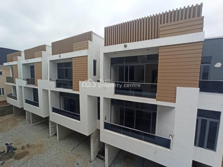 Luxury Four Bedroom Terraced House, Ikate, Ikate Elegushi, Lekki, Lagos, Terraced Duplex for Sale