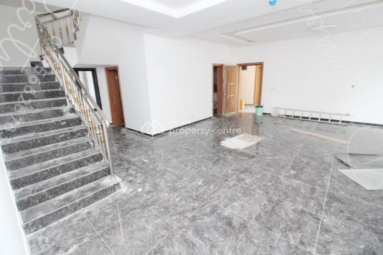 4 Bedrooms Terraced Duplex + Bq + Gym + Creche, Ikate Elegushi, Lekki, Lagos, Terraced Duplex for Sale