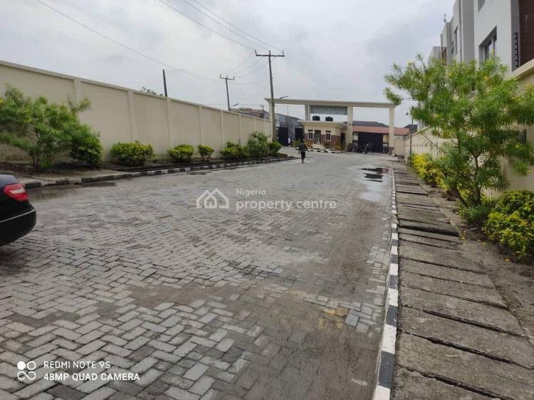 450sqm  Front Plot of Land Is Available, Victory Park Estate, Osapa London, Osapa, Lekki, Lagos, Residential Land for Sale