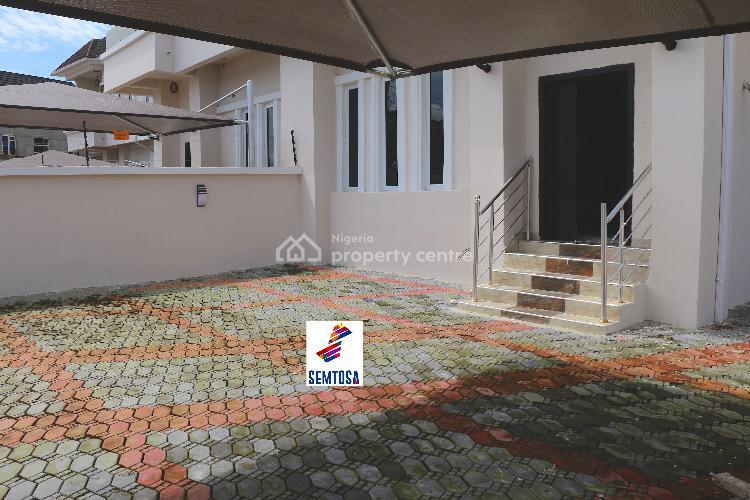 Spacious Semi-detached Four (4) Bedrooms Duplex, Divine Homes, Thomas Estate, Ajah, Lagos, Semi-detached Duplex for Sale