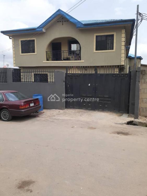 Block of 4 Flats, Shogunle, Oshodi, Lagos, Block of Flats for Sale