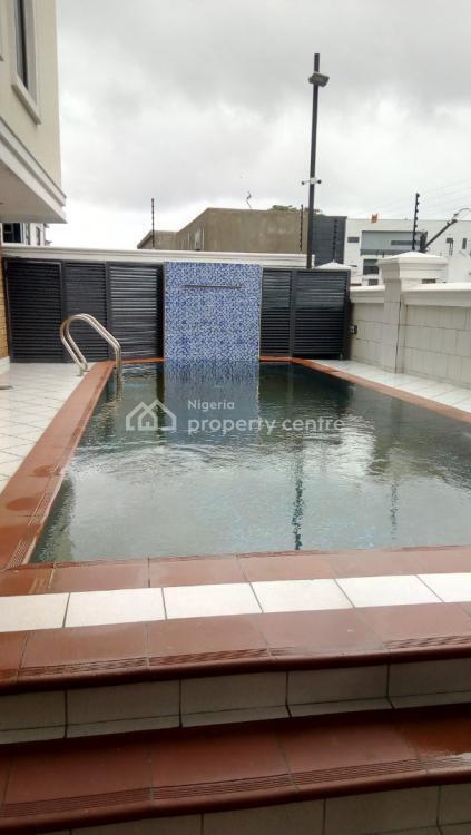 Luxury Five Bedroom Semi Detached House with Private Lift, Mojisola Onikoyi, Banana Island, Ikoyi, Lagos, Semi-detached Duplex for Sale