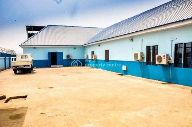 Tastefully Built Functional Water Factory with Excellent Facilities, Kuje, Abuja, Factory for Sale