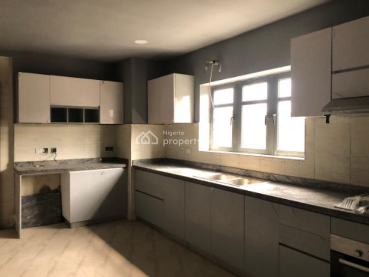 Newly Built Luxurious 3 Bedroom Apartment with Fitted Kitchen and Bq, Victoria Island (vi), Lagos, Flat for Sale