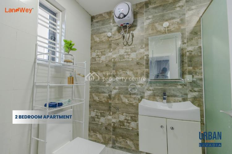Luxury Finished 2 Bedrooms Apartment, Urban Prime 3, Along Abraham Adesanya Road, Ajah, Lagos, House for Sale