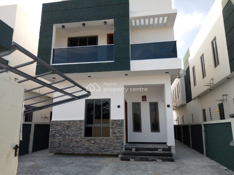 Massively and Neatly Built Brand New 5 Bedroom Fully Detached Duplexes, Ikate Elegushi, Lekki, Lagos, Detached Duplex for Sale