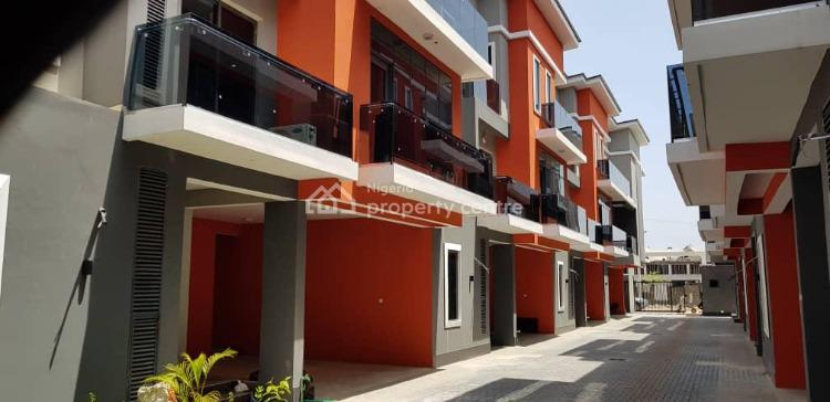 Newly Built Luxury 4 Bedroom Terrace + Bq with Excellent Finishing, Off Palace Road, Oniru, Victoria Island (vi), Lagos, Terraced Duplex for Sale