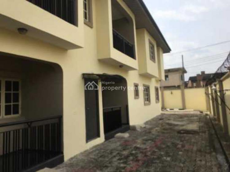 4 Nos of 3 Bedroom Flat, Adeniyi Jones, Ikeja, Lagos, Flat for Rent
