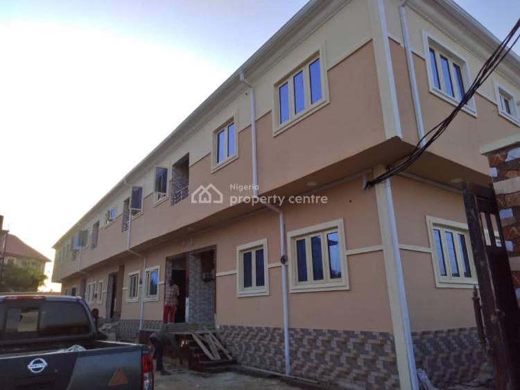 Luxury Built 4 Bedrooms Terrace, Mende, Maryland, Lagos, Terraced Duplex for Sale