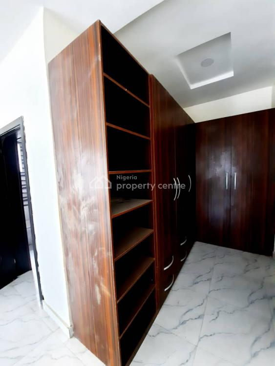 Spacious 5 Bedrooms Fully Detached Duplex with Bq, 2nd Toll Gate, Lekki, Lagos, Detached Duplex for Sale