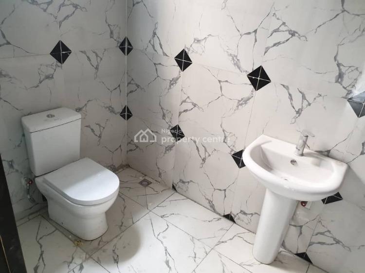 Brand New 4 Bedrooms Semi Detached Duplex, Orchid Hotel Road, Lekki, Lagos, Semi-detached Duplex for Sale