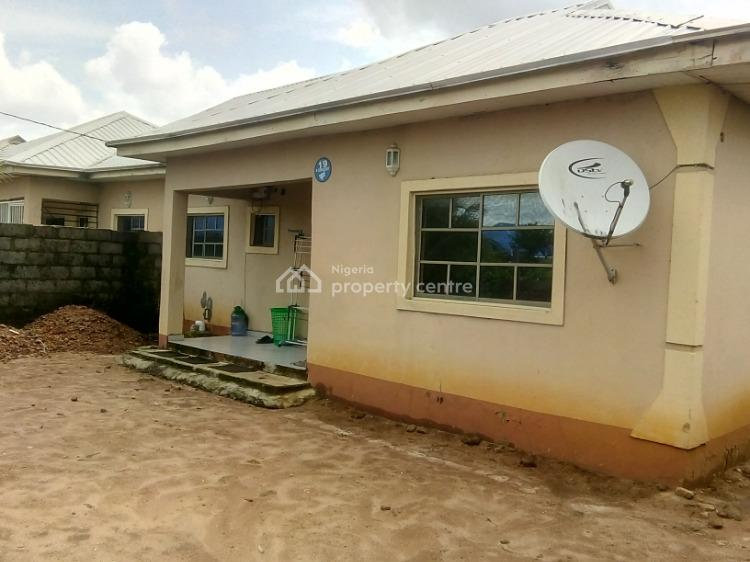 2 Bedroom Semi-detached Bungalow, Federal Mortgage Bank Housing Estate, Naze, Owerri North, Imo, Semi-detached Bungalow for Sale