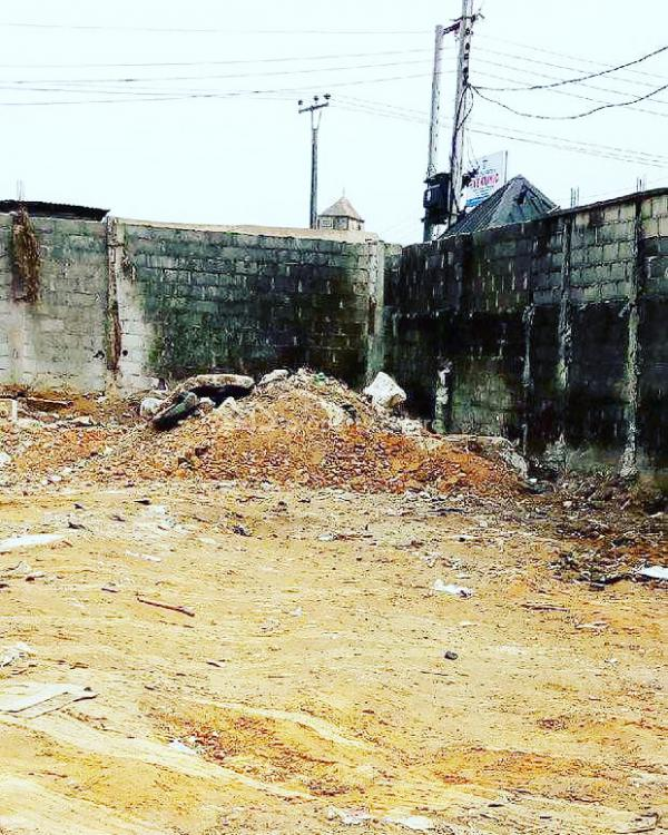 18 Plot of Land with Certificate of Occupancy, Airport Road, Elimbu, Port Harcourt, Rivers, Mixed-use Land for Sale