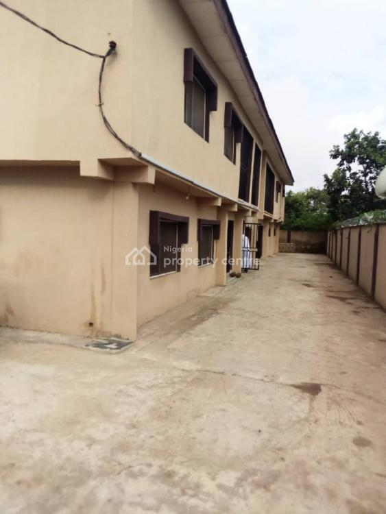 Block of 4 Flats, Off Community Road, Ago Palace, Isolo, Lagos, Block of Flats for Sale