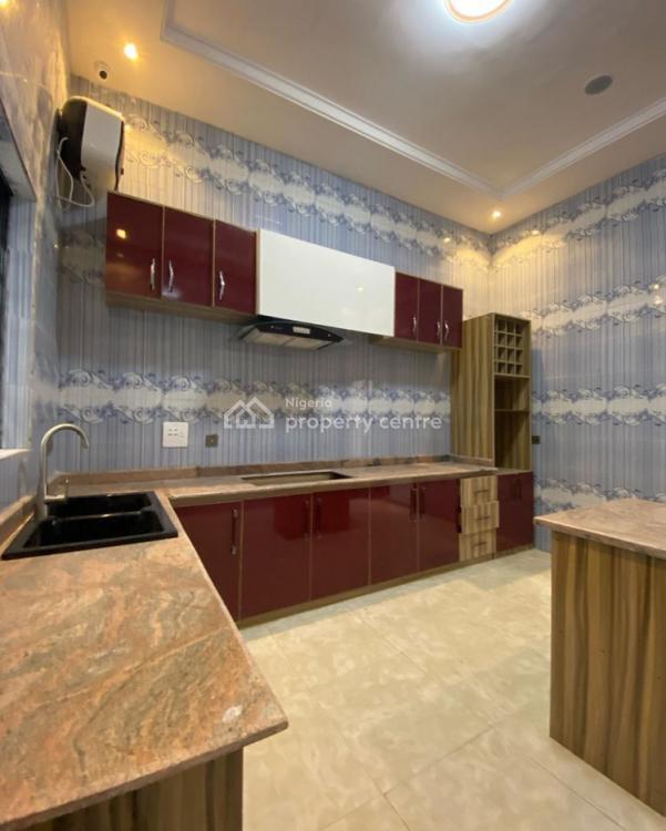 Magnificent 4 Bedroom Terraced Duplex, Chevron, Lekki, Lagos, Detached Duplex for Sale