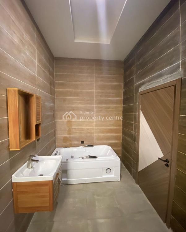 Exquisite 4 Bedroom Semi-detached with a Room Bq, Ikota, Lekki, Lagos, Detached Duplex for Sale