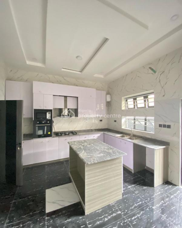Luxurious 5 Bedroom Fully Detached with a Room Bq, Ikota, Lekki, Lagos, Detached Duplex for Sale