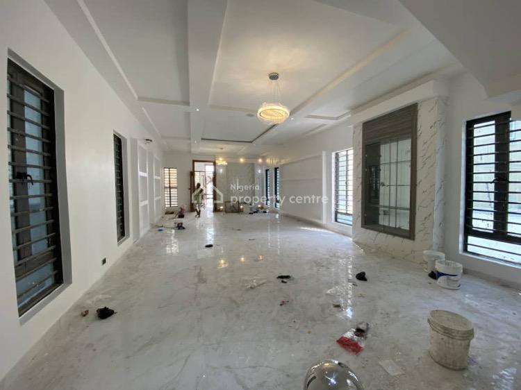 Magnificent 5 Bedroom Fully Detached with a Room Bq, Chevron, Lekki, Lagos, Detached Duplex for Sale