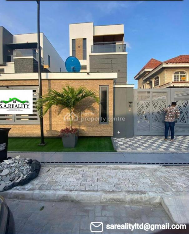 an Executive 5 Bedroom Fully Detached Duplex with Bq, Swimming Pool., Lekki Phase 1, Lekki, Lagos, Detached Duplex for Sale