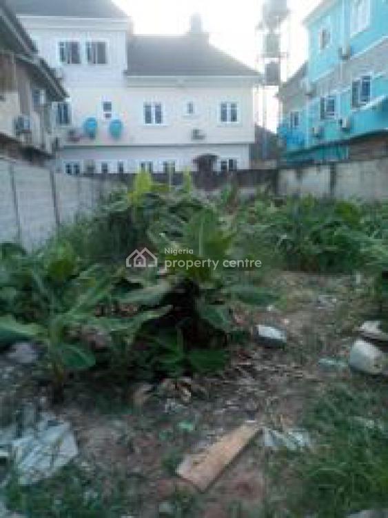 Full Plot of Land, By Jakunde Estate, Oke Afa, Isolo, Lagos, Residential Land for Sale