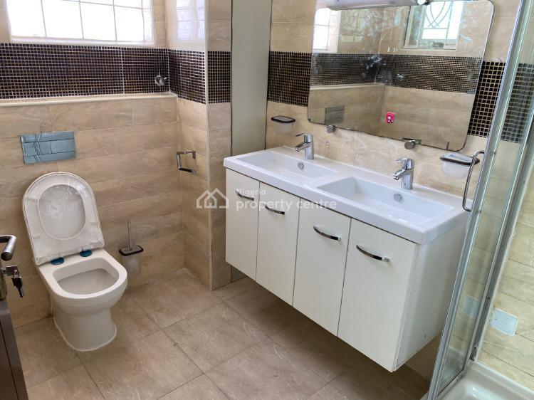 Luxury 4 Bedroom Terrace Duplex with Two (2) Bqs, Banana Island, Ikoyi, Lagos, Terraced Duplex for Rent