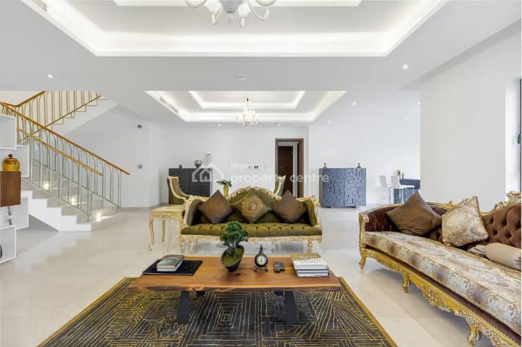 Magnificent 5 Bedrooms Penthouse with Pool and Spectacular Views, Off Adeola Odeku Street, Victoria Island (vi), Lagos, House Short Let