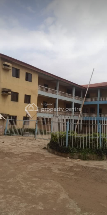 School with C of O, 36 Classes with 13 Rooms Offices and Staff Qts, on Ward Road, Ikorodu, Lagos, School for Sale